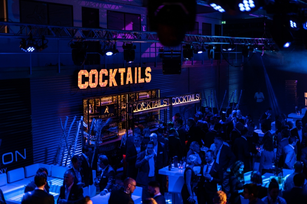 Full service events inclusief cocktailbars